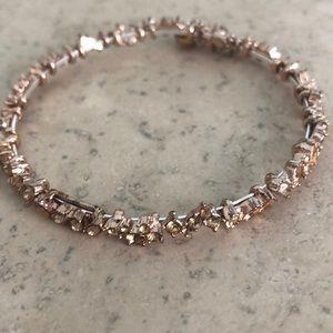 Hera Rose Gold Stella Dot Bracelet